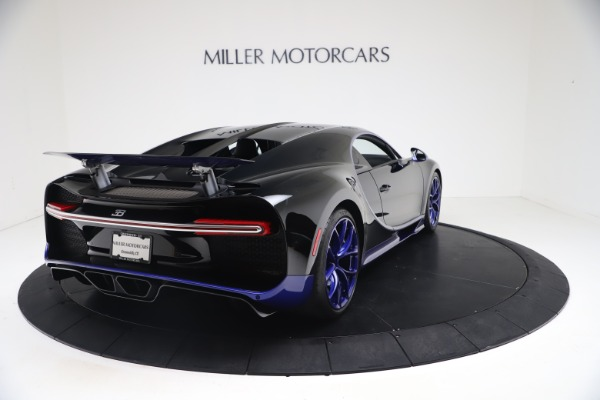 Used 2018 Bugatti Chiron for sale Call for price at Pagani of Greenwich in Greenwich CT 06830 7