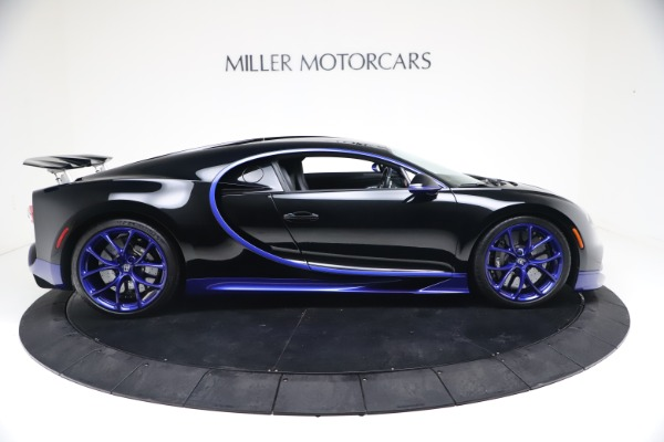 Used 2018 Bugatti Chiron for sale Call for price at Pagani of Greenwich in Greenwich CT 06830 9
