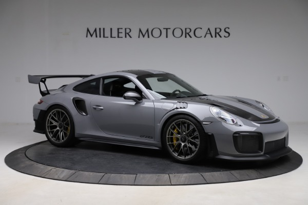 Used 2019 Porsche 911 GT2 RS for sale Call for price at Pagani of Greenwich in Greenwich CT 06830 10