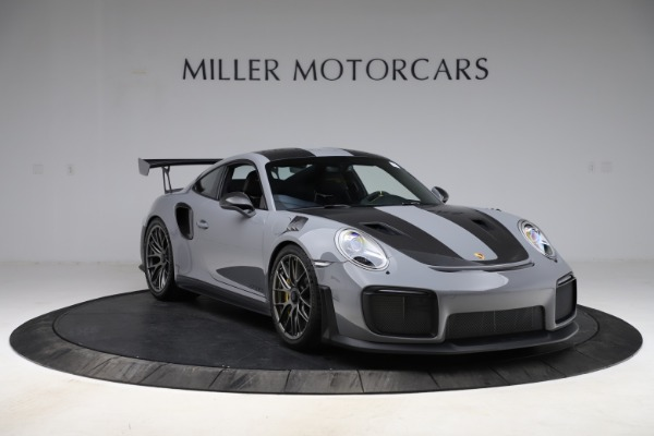Used 2019 Porsche 911 GT2 RS for sale Call for price at Pagani of Greenwich in Greenwich CT 06830 11