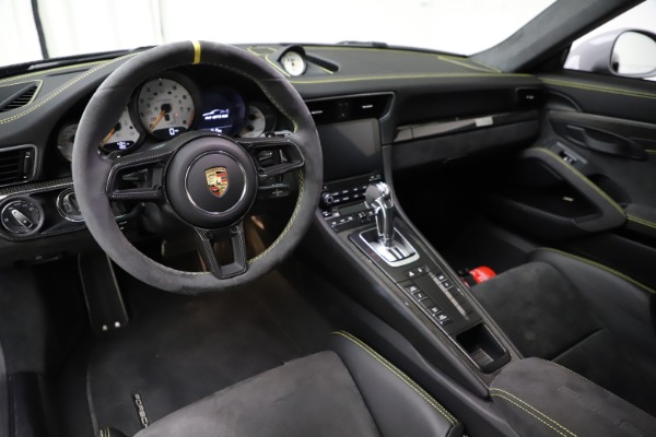 Used 2019 Porsche 911 GT2 RS for sale Call for price at Pagani of Greenwich in Greenwich CT 06830 13