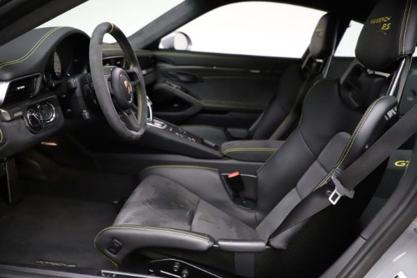 Used 2019 Porsche 911 GT2 RS for sale Call for price at Pagani of Greenwich in Greenwich CT 06830 14