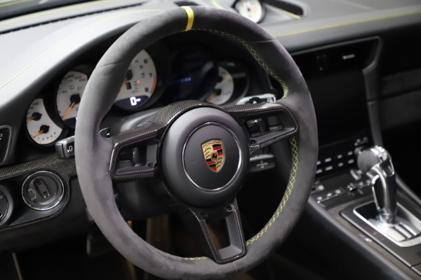 Used 2019 Porsche 911 GT2 RS for sale Call for price at Pagani of Greenwich in Greenwich CT 06830 17