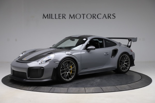 Used 2019 Porsche 911 GT2 RS for sale Call for price at Pagani of Greenwich in Greenwich CT 06830 2