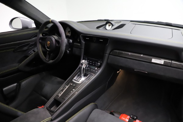 Used 2019 Porsche 911 GT2 RS for sale Call for price at Pagani of Greenwich in Greenwich CT 06830 21