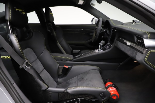 Used 2019 Porsche 911 GT2 RS for sale Call for price at Pagani of Greenwich in Greenwich CT 06830 22