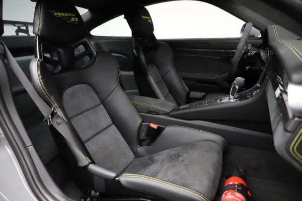 Used 2019 Porsche 911 GT2 RS for sale Call for price at Pagani of Greenwich in Greenwich CT 06830 23
