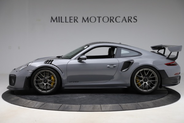 Used 2019 Porsche 911 GT2 RS for sale Call for price at Pagani of Greenwich in Greenwich CT 06830 3
