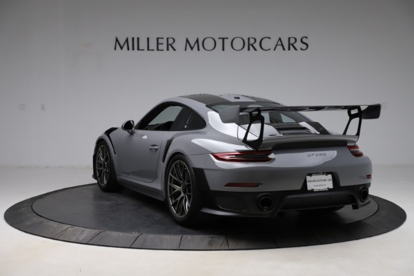 Used 2019 Porsche 911 GT2 RS for sale Call for price at Pagani of Greenwich in Greenwich CT 06830 5