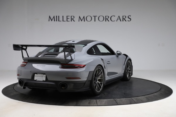 Used 2019 Porsche 911 GT2 RS for sale Call for price at Pagani of Greenwich in Greenwich CT 06830 7