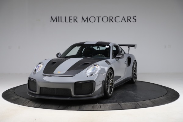 Used 2019 Porsche 911 GT2 RS for sale Call for price at Pagani of Greenwich in Greenwich CT 06830 1