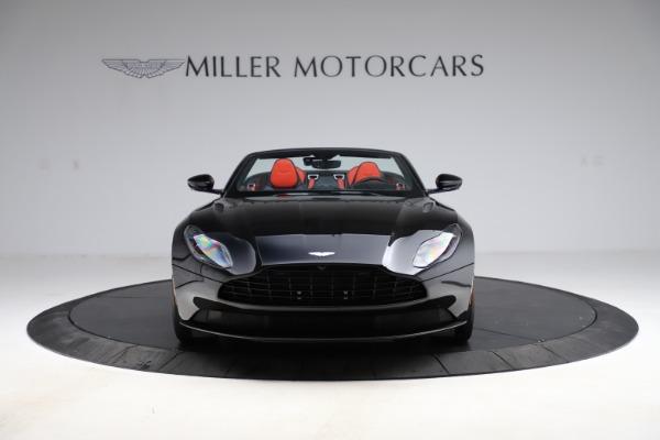 Used 2019 Aston Martin DB11 Volante Volante for sale $204,900 at Pagani of Greenwich in Greenwich CT 06830 11