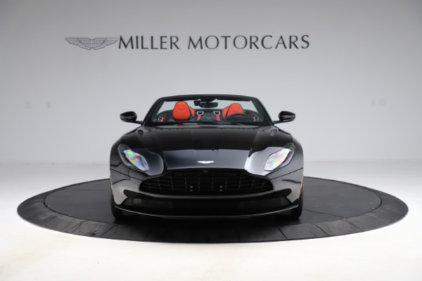 Used 2019 Aston Martin DB11 Volante for sale $204,900 at Pagani of Greenwich in Greenwich CT 06830 11