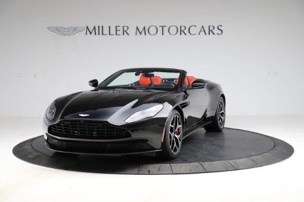 Used 2019 Aston Martin DB11 Volante for sale $204,900 at Pagani of Greenwich in Greenwich CT 06830 12
