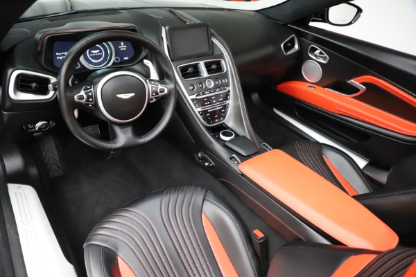Used 2019 Aston Martin DB11 Volante for sale $204,900 at Pagani of Greenwich in Greenwich CT 06830 13