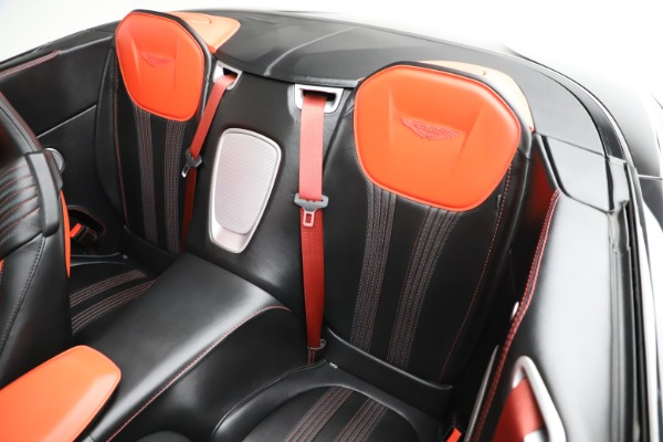 Used 2019 Aston Martin DB11 Volante Volante for sale $204,900 at Pagani of Greenwich in Greenwich CT 06830 18