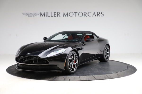 Used 2019 Aston Martin DB11 Volante for sale $204,900 at Pagani of Greenwich in Greenwich CT 06830 23