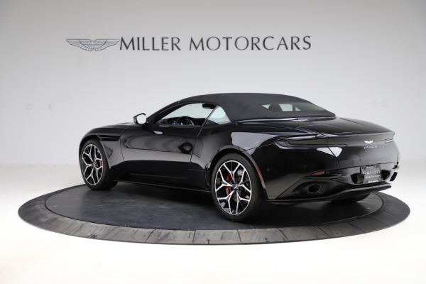 Used 2019 Aston Martin DB11 Volante Volante for sale $204,900 at Pagani of Greenwich in Greenwich CT 06830 25