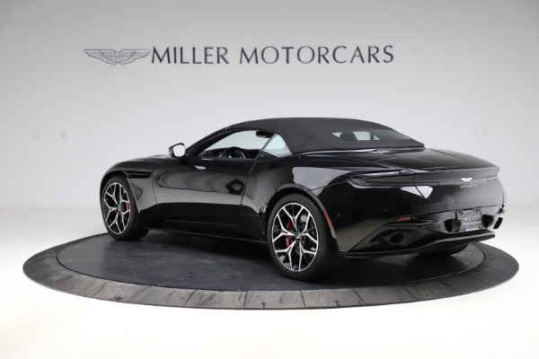 Used 2019 Aston Martin DB11 Volante for sale $204,900 at Pagani of Greenwich in Greenwich CT 06830 25