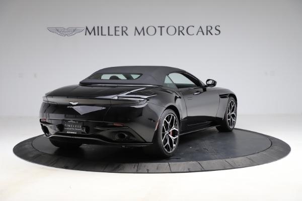 Used 2019 Aston Martin DB11 Volante Volante for sale $204,900 at Pagani of Greenwich in Greenwich CT 06830 26