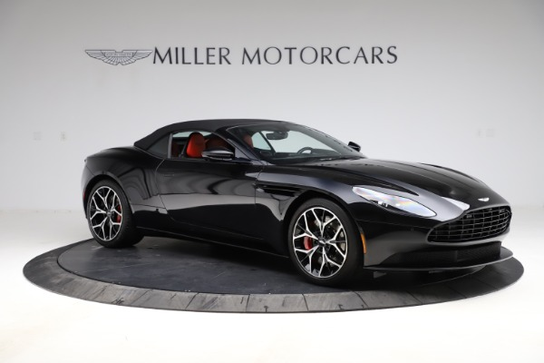 Used 2019 Aston Martin DB11 Volante for sale $204,900 at Pagani of Greenwich in Greenwich CT 06830 28