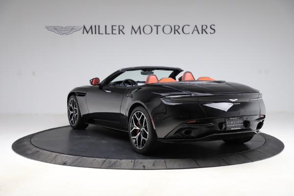 Used 2019 Aston Martin DB11 Volante Volante for sale $204,900 at Pagani of Greenwich in Greenwich CT 06830 4