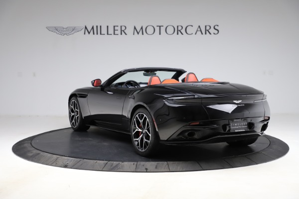 Used 2019 Aston Martin DB11 Volante for sale $204,900 at Pagani of Greenwich in Greenwich CT 06830 4
