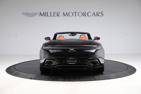 Used 2019 Aston Martin DB11 Volante Volante for sale $204,900 at Pagani of Greenwich in Greenwich CT 06830 5