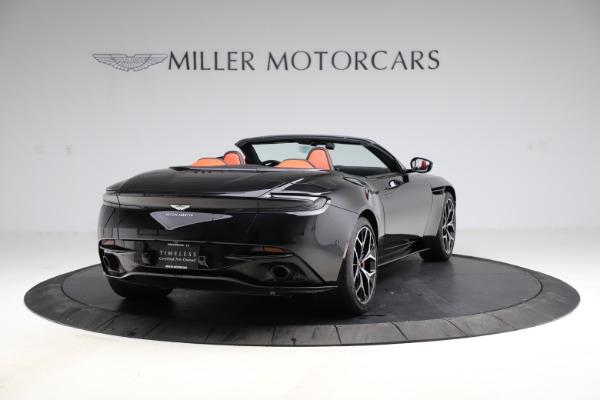 Used 2019 Aston Martin DB11 Volante Volante for sale $204,900 at Pagani of Greenwich in Greenwich CT 06830 6