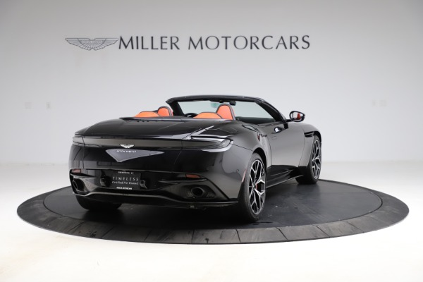 Used 2019 Aston Martin DB11 Volante for sale $204,900 at Pagani of Greenwich in Greenwich CT 06830 6