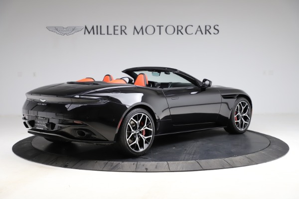 Used 2019 Aston Martin DB11 Volante for sale $204,900 at Pagani of Greenwich in Greenwich CT 06830 7