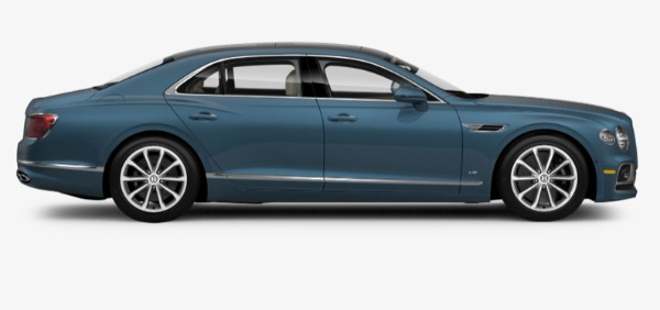 New 2021 Bentley Flying Spur V8 for sale Sold at Pagani of Greenwich in Greenwich CT 06830 2