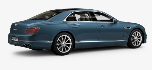 New 2021 Bentley Flying Spur V8 for sale Sold at Pagani of Greenwich in Greenwich CT 06830 3
