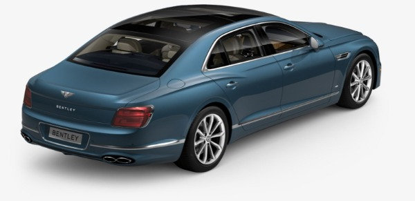 New 2021 Bentley Flying Spur V8 for sale Sold at Pagani of Greenwich in Greenwich CT 06830 4