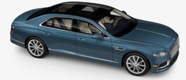New 2021 Bentley Flying Spur V8 for sale Sold at Pagani of Greenwich in Greenwich CT 06830 5