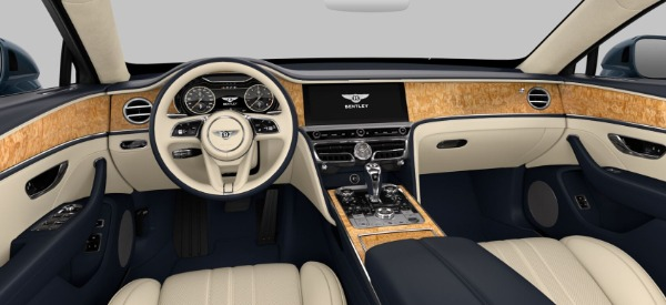 New 2021 Bentley Flying Spur V8 for sale Sold at Pagani of Greenwich in Greenwich CT 06830 6