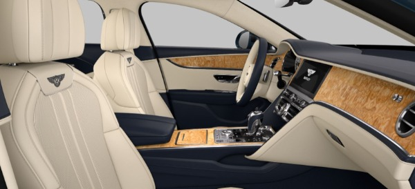 New 2021 Bentley Flying Spur V8 for sale Sold at Pagani of Greenwich in Greenwich CT 06830 7