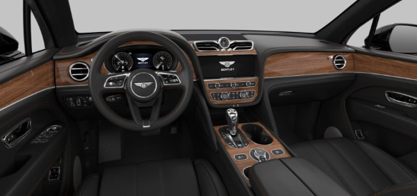 New 2021 Bentley Bentayga Hybrid V6 for sale $204,055 at Pagani of Greenwich in Greenwich CT 06830 10