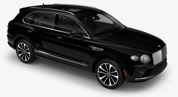 New 2021 Bentley Bentayga Hybrid V6 for sale $204,055 at Pagani of Greenwich in Greenwich CT 06830 2