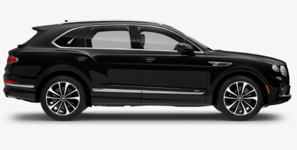 New 2021 Bentley Bentayga Hybrid V6 for sale $204,055 at Pagani of Greenwich in Greenwich CT 06830 3