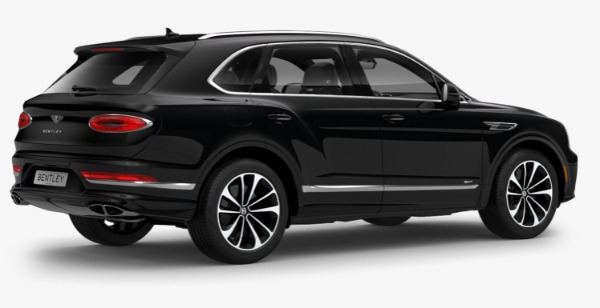 New 2021 Bentley Bentayga Hybrid V6 for sale $204,055 at Pagani of Greenwich in Greenwich CT 06830 5