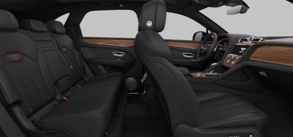 New 2021 Bentley Bentayga Hybrid V6 for sale $204,055 at Pagani of Greenwich in Greenwich CT 06830 6