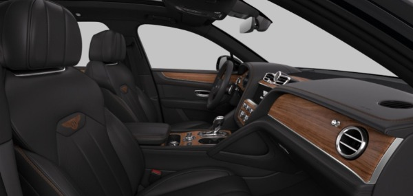 New 2021 Bentley Bentayga Hybrid V6 for sale $204,055 at Pagani of Greenwich in Greenwich CT 06830 9