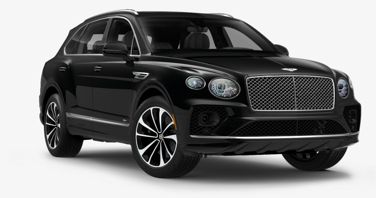 New 2021 Bentley Bentayga Hybrid V6 for sale $204,055 at Pagani of Greenwich in Greenwich CT 06830 1