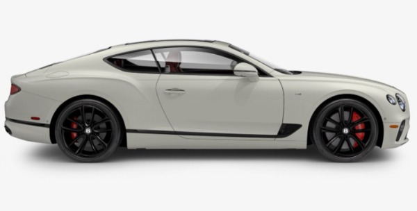 New 2021 Bentley Continental GT V8 for sale $270,170 at Pagani of Greenwich in Greenwich CT 06830 2