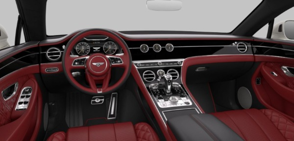 New 2021 Bentley Continental GT V8 for sale $270,170 at Pagani of Greenwich in Greenwich CT 06830 6