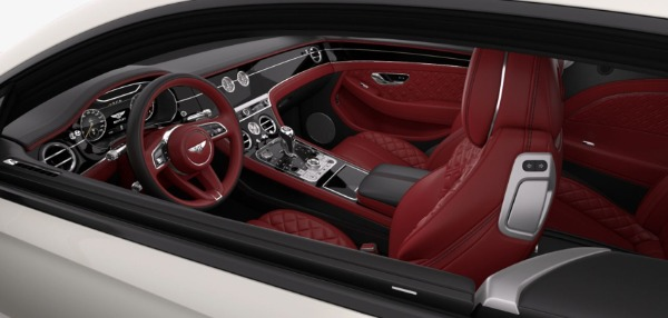 New 2021 Bentley Continental GT V8 for sale $270,170 at Pagani of Greenwich in Greenwich CT 06830 8