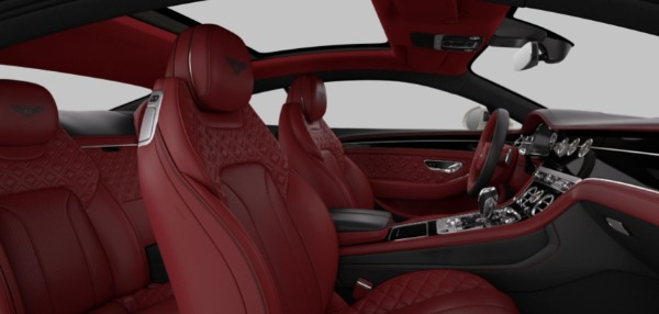 New 2021 Bentley Continental GT V8 for sale $270,170 at Pagani of Greenwich in Greenwich CT 06830 9