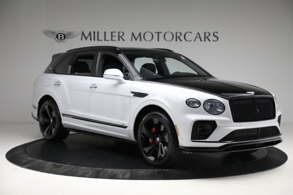New 2021 Bentley Bentayga V8 First Edition for sale Sold at Pagani of Greenwich in Greenwich CT 06830 10