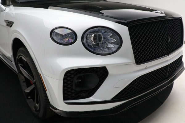 New 2021 Bentley Bentayga V8 First Edition for sale Sold at Pagani of Greenwich in Greenwich CT 06830 14
